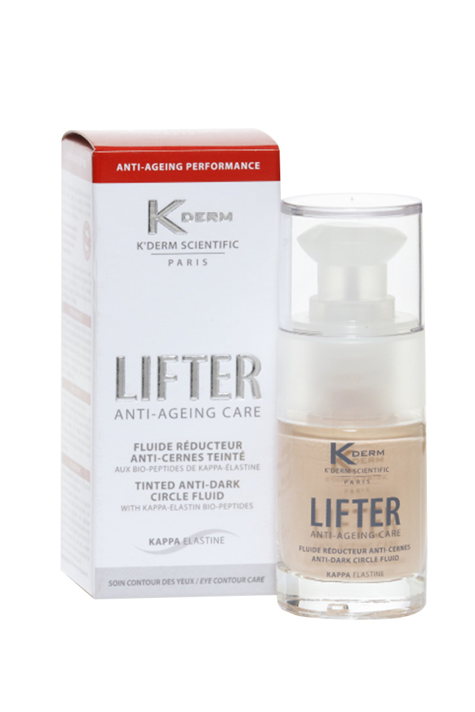Lifter Tinted Anti-Dark Circle Fluid K'Derm