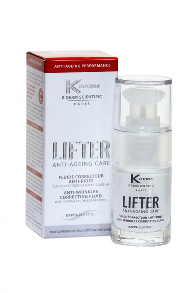 K'Derm Lifter Anti-Wrinckle Correcting Fluid