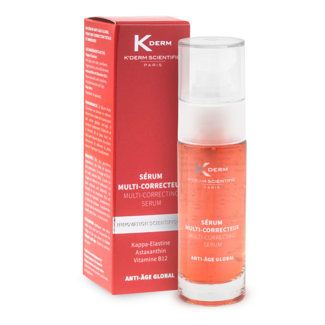 Sérum multi correcteur K'DERM Scientific Laboratoire VIVALIGNE - Multi Corrective Serum